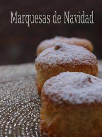 Las marquesas son bizcochos muy finos y esponjosos. Un delicioso bocado típico de Navidad.   MARQUESAS DE NAVIDAD   Ingredientes:   450 g de...