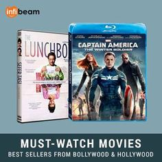 MUST-WATCH MOVIES !  BEST SELLERS FROM BOLLYWOOD & HOLLYWOOD  #Movies #BestSellers #Bollywood #Hollywood #DVD #Entertainment