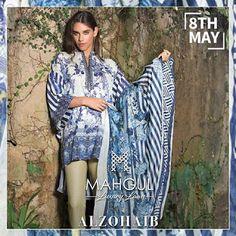 Mahgul Summer Luxury Lawn Collection 2017 by Al-Zohaib http://www.fashioncluba.com/2017/05/mahgul-summer-luxury-lawn-collection-by-al-zohaib.html