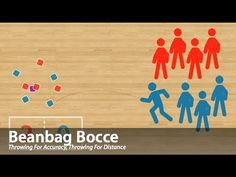 Beanbag Bocce (Target Games) Pe Games Elementary, Elementary Physical Education, Physical Education Activities, Pe Activities, Health And Physical Education, Activity Games, Elementary Schools, Education Posters, Education Quotes