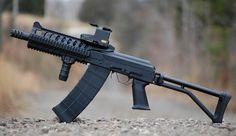 12 guage semi automatic rifle