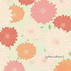 chrysanthemum_2_patternandco