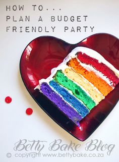Looks so colourful. It will be ideal for a child's birthday party