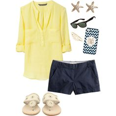 """""""Here comes the sun"""" by pinkprep37 on Polyvore"""