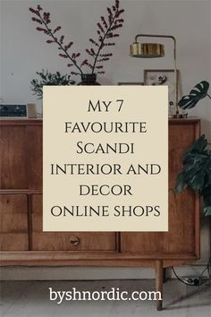 I have listed our my favourite interior and decor shops before, this time I'm sharing my favourite Scandi shops with you Minimalist Design, Modern Design, Scandi Chic, Minimalist Furniture, Menu Design, Flower Boxes, Danish Design, Beautiful Interiors, Modern Rustic