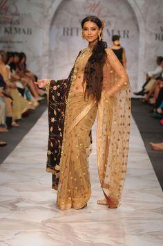 Collections - Ritu Kumar Couture Show 2009