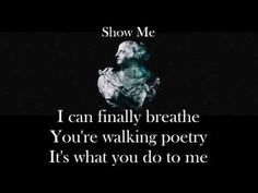 Alina Baraz & Galimatias - Show Me (Lyrics) - YouTube