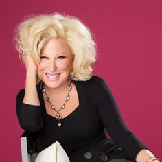 Bette Midler, Beautiful with the voice of an Angel