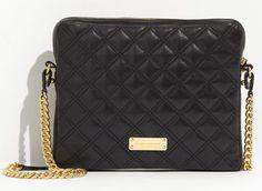 Marc Jacobs ipad bag Lambskin Leather, Leather Crossbody, Ipad Bag, Black  Is Beautiful 802599bf0ea