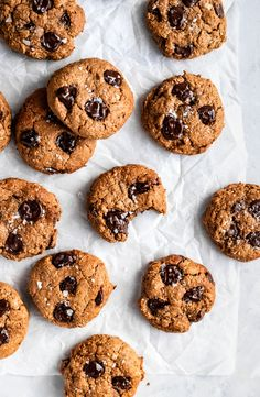 The best lactation cookies for nursing mamas! These vegan & gluten free lactation cookies are made with oats & brewer's yeast for boosting milk supply. Dairy Free Chocolate Chips, Oatmeal Chocolate Chip Cookies, Lactation Recipes, Lactation Cookies, Breastfeeding Snacks, Muffins, Photo Food, Pudding, Gluten Free Oats
