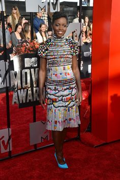 Click here to see the looks from the red carpet of the MTV Movie Awards!