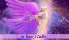 """Archangel Zadkiel is the angel of mercy and compassion. The meaning of his name is """"The Righteousness Of God"""", the patron angel of everyone who forgives Archangel Zadkiel, Ascension Symptoms, Spirit Tattoo, Righteousness Of God, Keep Calm, Spirit Science, Angel Pictures, Archangel Michael, Guardian Angels"""