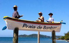Bombas Beach - Bombinhas, Santa Catarina