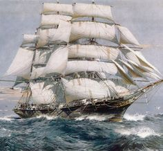 Cutty Sark has travelled across the world, sailing under both the Red Ensign and…