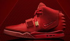 "The Nike Air Yeezy 2 ""Red October"" Just Released on Nike.com • Highsnobiety"