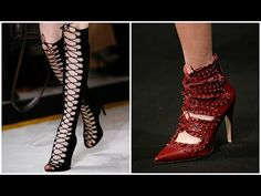 2015 Fall - Winter 2016 Boot Trends | LOOKBOOK - YouTube