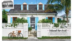 This Harbour Island, Bahamas Beach Cottage Is For Sale - Coastal Living
