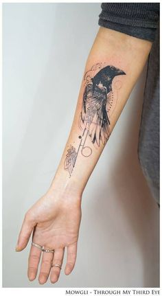 i1.wp.com www.ecstasycoffee.com wp-content uploads 2016 10 Graphic-style-raven-tattoo-on-the-right-forearm.jpg