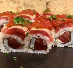 Os presentamos el nuevo maki de la semana:  Sweet Tomato Maguro