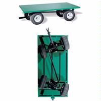 Standard Features from Heavy Duty Quad Steer Trailers