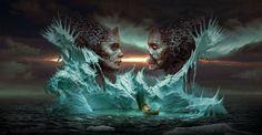 Confession by Piotr Ruszkowski | Fantasy | 2D | CGSociety
