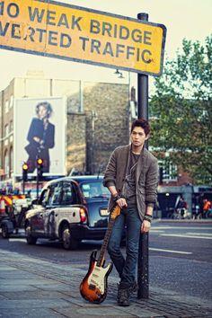 Lee Jong-hyun, not my crush but my sister's LOVE :)) Cnblue Jonghyun, Lee Jong Hyun Cnblue, Kang Min Hyuk, Shinee, Korean Star, Korean Men, Korean Actors, Lee Jung, Jung Yong Hwa