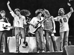JD Souther with the Eagles