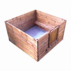 Cassa parto per cani in legno casse parto cani pinterest for Box parto per cani