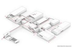 'Beyond The Museum' diagrams by Mariana Santana