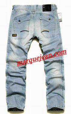 Vendre Jeans G-star Homme H0004 Pas Cher En Ligne.