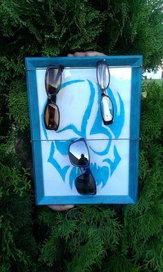 Držák na brýle