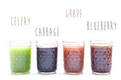Healthy Juice Recipes: Red Cabbage
