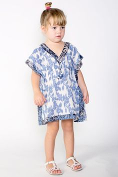 Kids Beachy Kaftan Tree Child/Tree of Life
