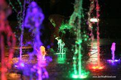 Plac Wodny, fontanna