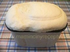 Hrnkové kynuté těsto Bread Recipes, Cake Recipes, Cooking Recipes, Eastern European Recipes, Tasty, Yummy Food, Bread Rolls, Sweet Desserts, Nutella