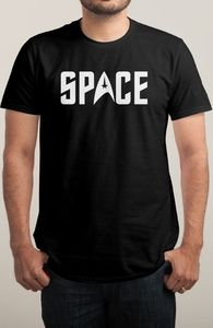 The Final Frontier, The Star Trek Collection + Threadless Collection