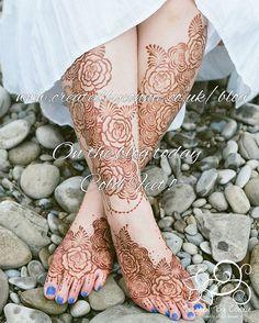 Henna Flower Designs, Cool Henna Designs, Latest Henna Designs, Mehndi Designs Feet, Stylish Mehndi Designs, Mehndi Designs 2018, Modern Mehndi Designs, Mehndi Designs For Girls, Mehndi Designs For Beginners