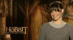 Evangeline Lilly on playing a wild Tauriel in 'The Hobbit: The Desolatio...