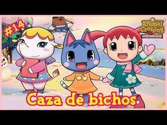 Animal Crossing Let's go to the City #14 - ¡La caza de bichos!