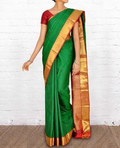Samudrika Pattu SP035 - Pure Silk Sarees
