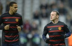 Ferdinand has defended Rooney