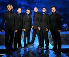 Celtic Thunder - Second favorite band! They each have amazing individual voices, but when they harmonize together they're perfection!