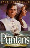 The Puritans by Jack Cavanaugh (American Family Portrait, book 1) #ChristianFiction
