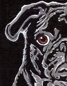 "Check out our web site for additional relevant information on ""black pugs"". It is actually an exceptional place to get more information. Pug Kawaii, Dog Pop Art, Black Pug Puppies, Pug Art, Dog Signs, Pug Love, Lion Sculpture, Art Prints, Face Dog"