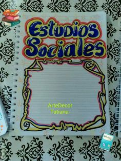 Notebook Art, School Items, Booklet, Notebooks, Mary, Tumblr, Ideas, Writing, Molde