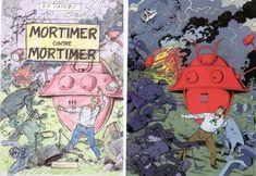 Las Aventuras de Blake y Mortimer