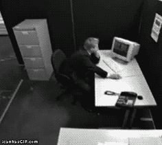 A day at the office goes from bad to uprising (click through to see gif)…