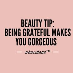 I really love this! Time spent being grateful is never a waste of time.