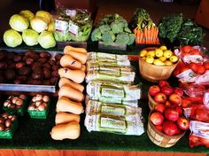 Yup everything on this display is 100% ORGANIC  come check us out open daily from 9am - 6 pm. #teamleeandmarias #supportlocalfarmers #supportlocal