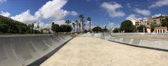 Paras puisto koko kaupungissa! Torrevieja Skatepark. Pelotti!